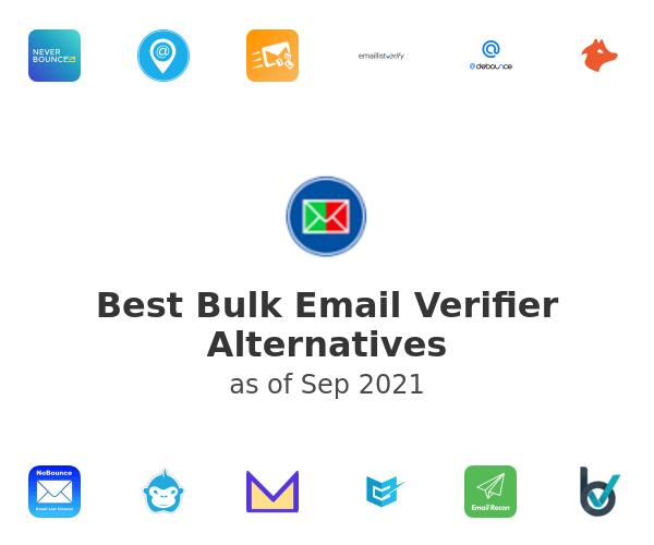Best Bulk Email Verifier Alternatives