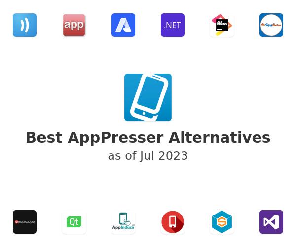 Best AppPresser Alternatives