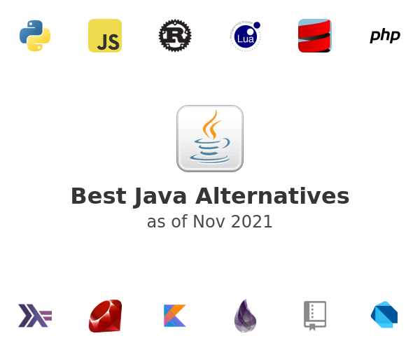 Best Java Alternatives