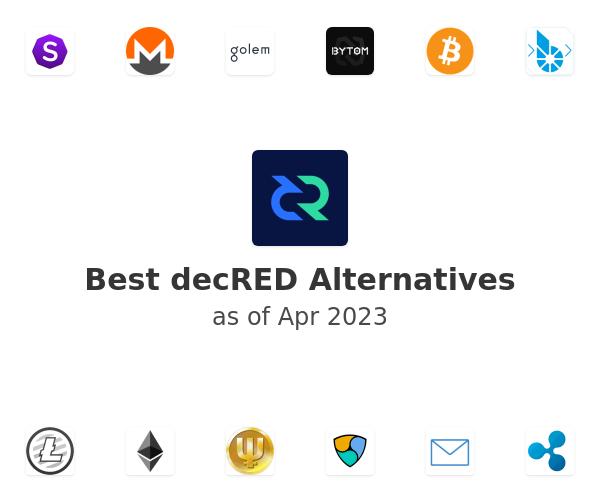 Best decRED Alternatives
