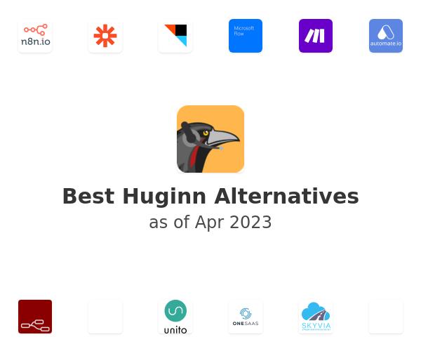 Best Huginn Alternatives