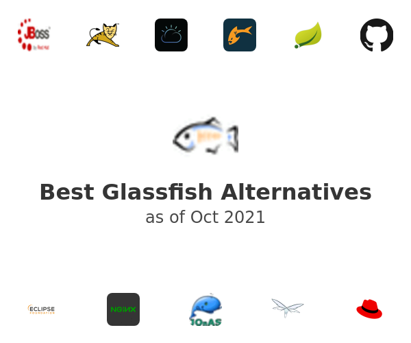 Best Glassfish Alternatives