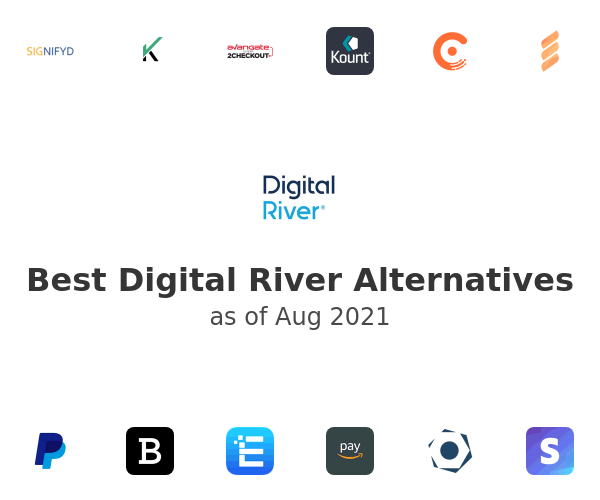 Best Digital River Alternatives