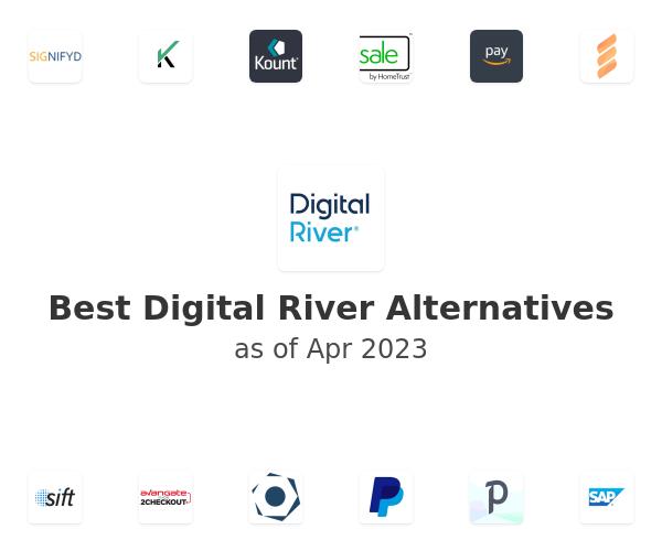 Best Digital River Alternatives