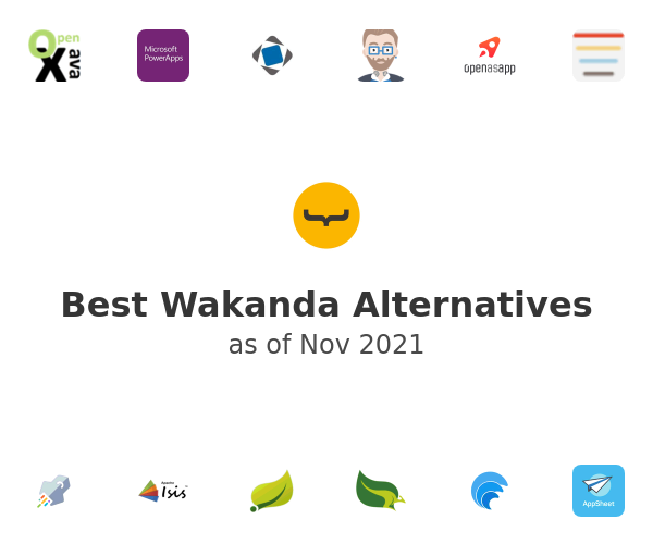 Best Wakanda Alternatives