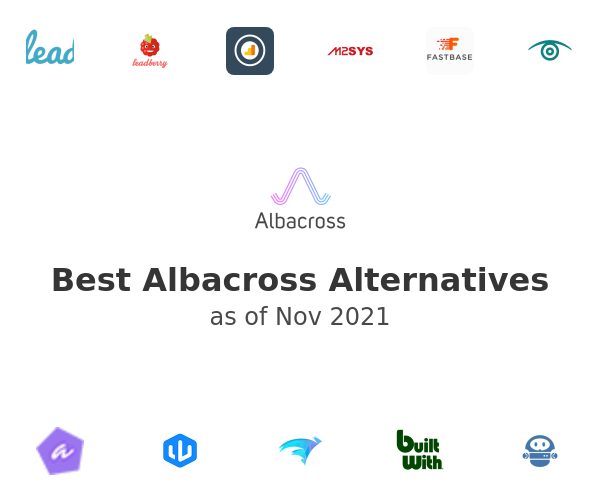 Best Albacross Alternatives