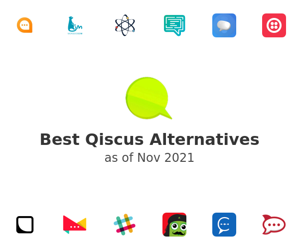 Best qiscus Alternatives