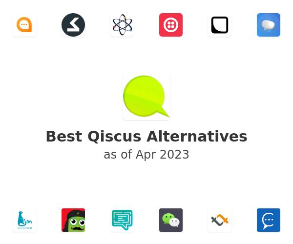 Best Qiscus Alternatives