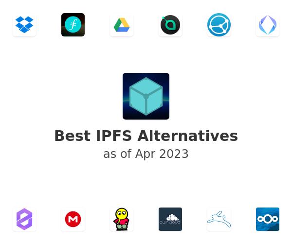 Best IPFS Alternatives
