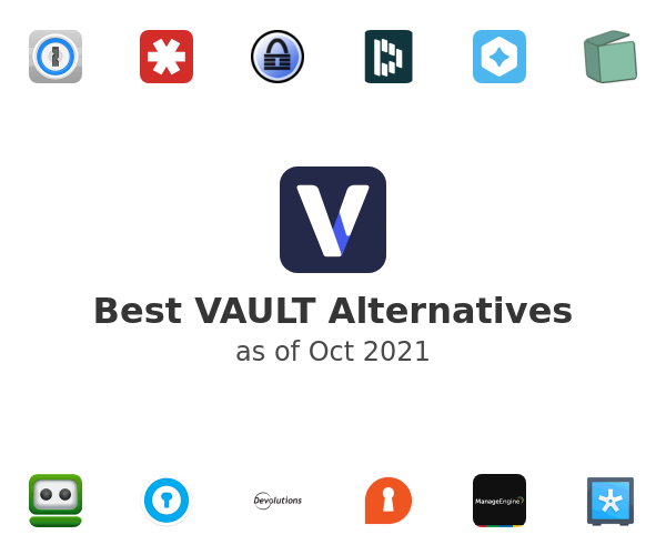 Best VAULT Alternatives