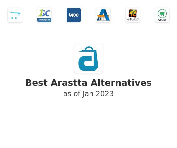 Best Arastta Alternatives