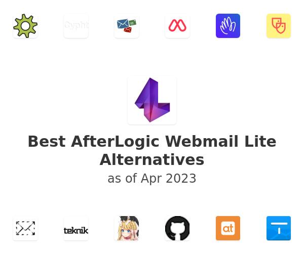 Best Webmail Lite Alternatives