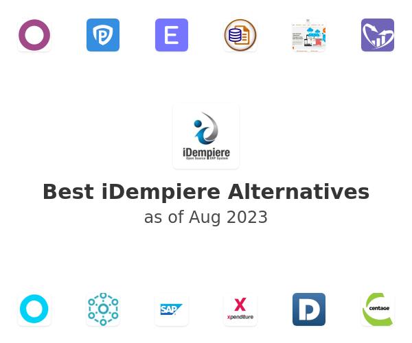 Best iDempiere Alternatives