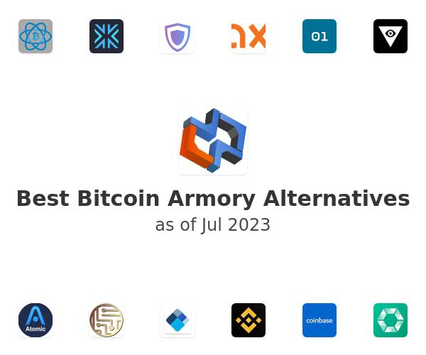 Best Bitcoin Armory Alternatives