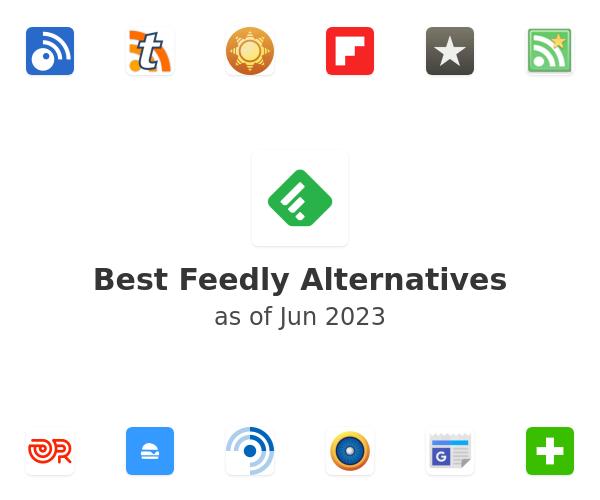 Best Feedly Alternatives