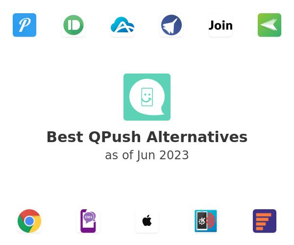 Best QPush Alternatives