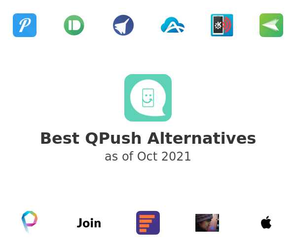 Best QPush Alternatives