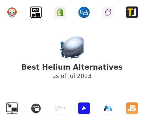 Best Helium Alternatives