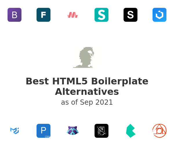 Best HTML5 Boilerplate Alternatives