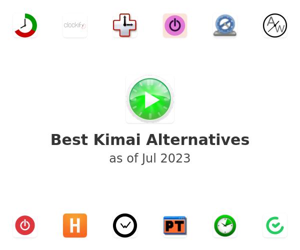 Best Kimai Alternatives