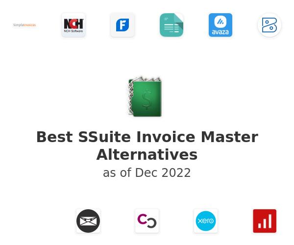 Best SSuite Invoice Master Alternatives