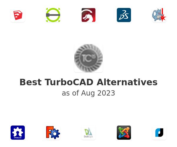 Best TurboCAD Alternatives