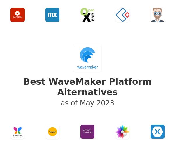 Best WaveMaker Platform Alternatives