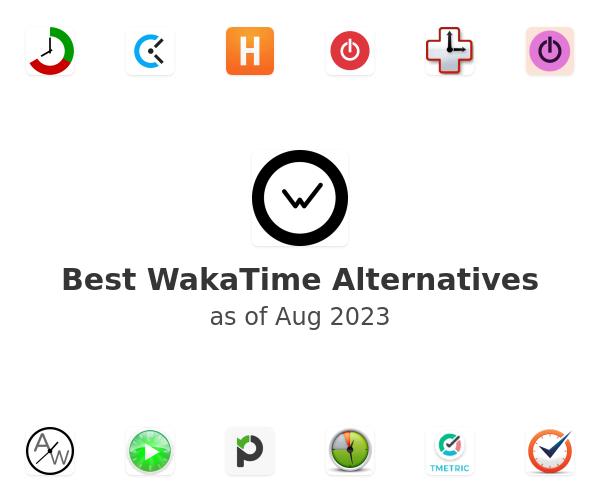 Best WakaTime Alternatives