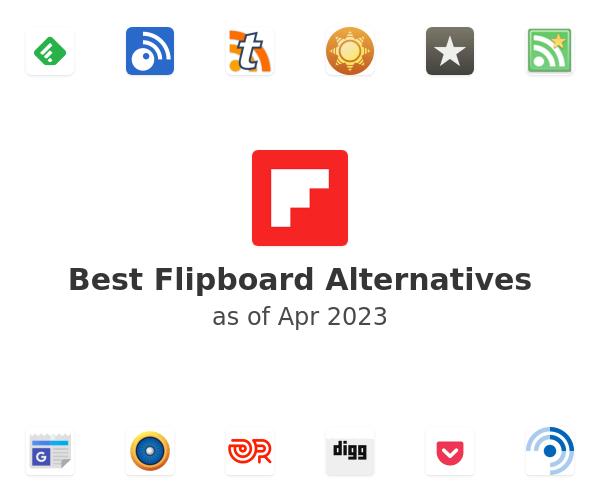Best Flipboard Alternatives