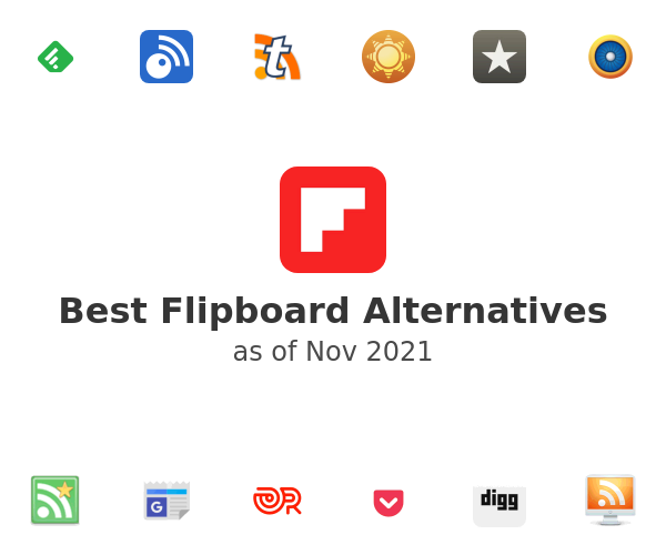 Best Flipboard Alternatives