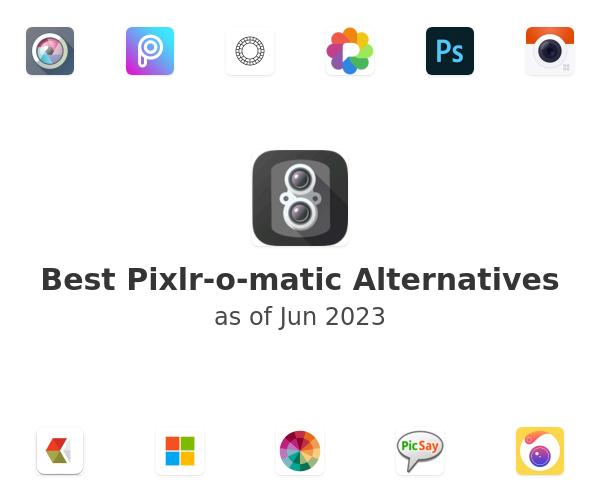 Best Pixlr-o-matic Alternatives
