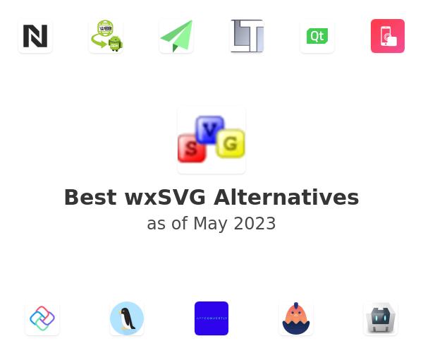 Best wxSVG Alternatives