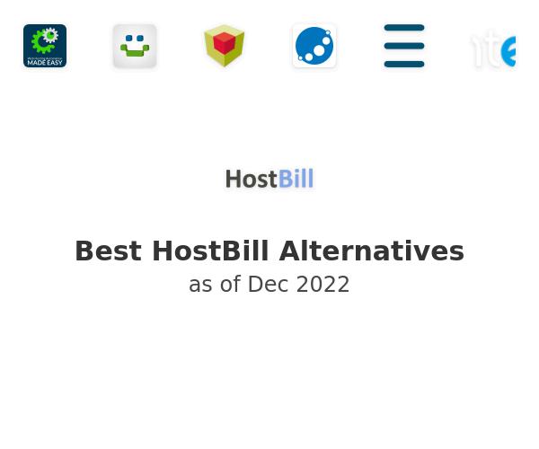 Best HostBill Alternatives