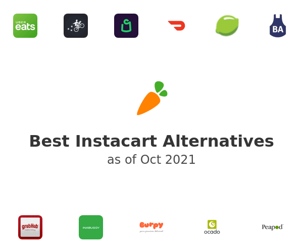 Best Instacart Alternatives