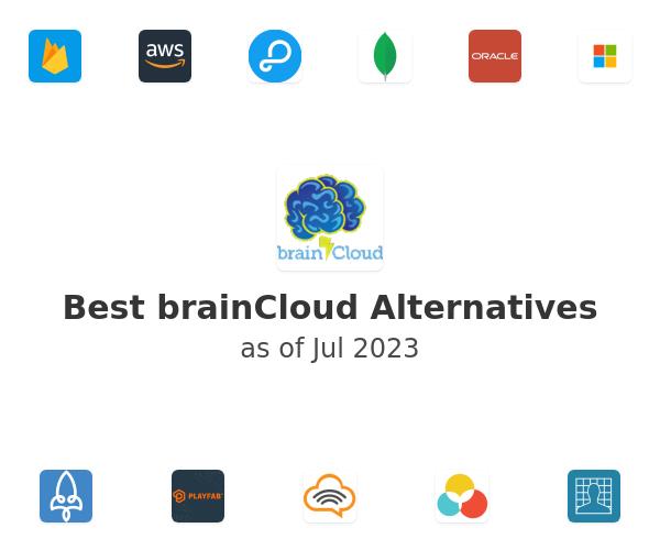 Best brainCloud Alternatives