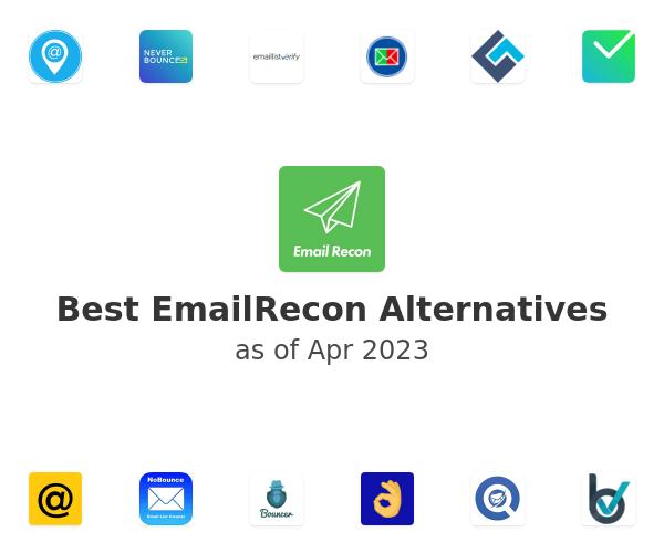 Best EmailRecon Alternatives