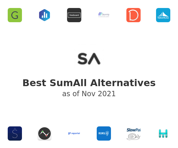 Best SumAll Alternatives