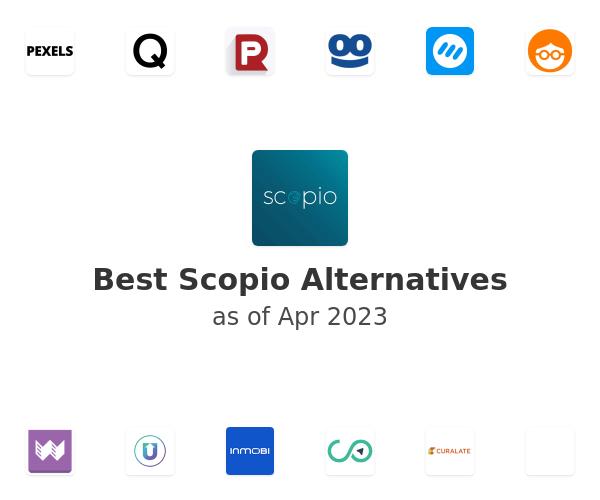 Best Scopio Alternatives