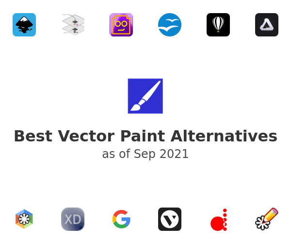 Best Vector Paint Alternatives