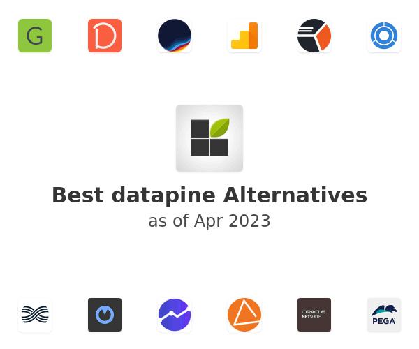Best datapine Alternatives