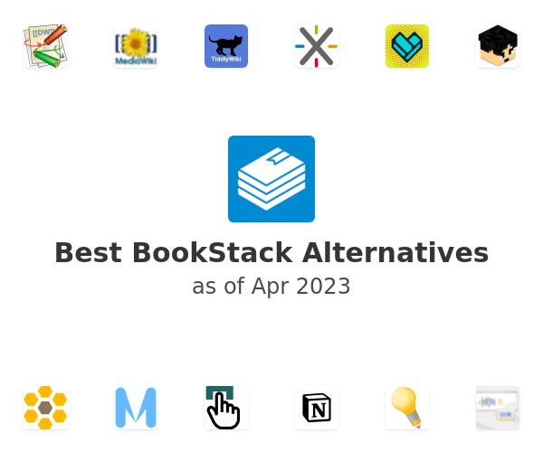 Best BookStack Alternatives