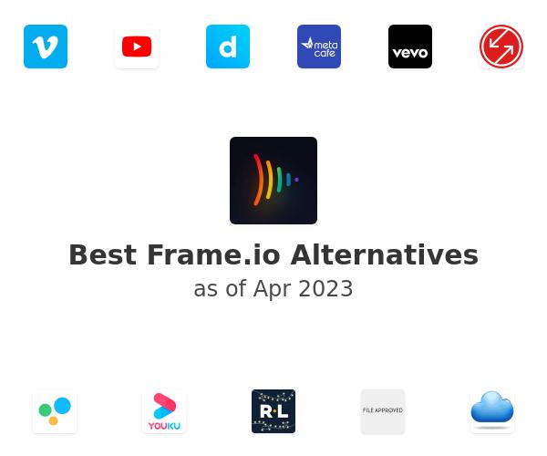 Best Frame.io Alternatives
