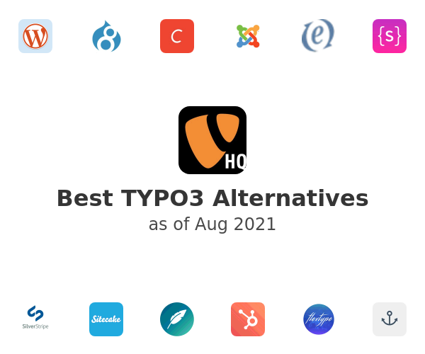 Best TYPO3 Alternatives