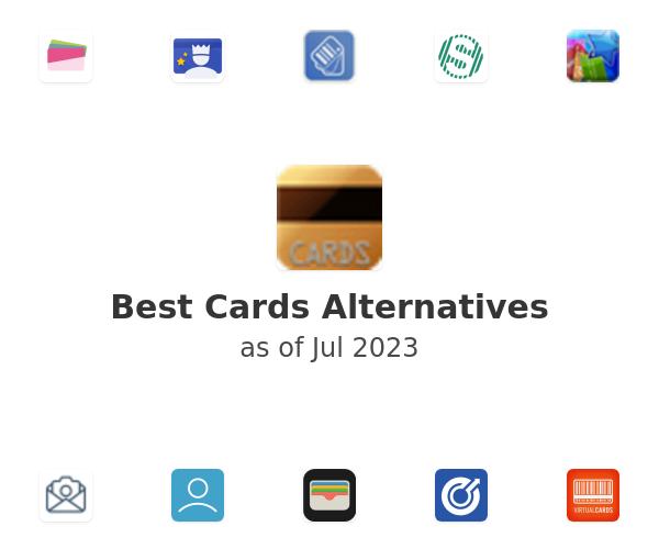 Best Cards Alternatives