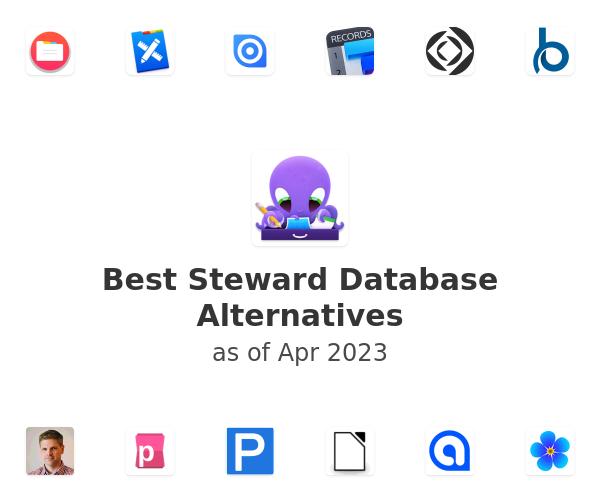 Best Steward Database Alternatives