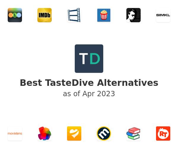 Best TasteDive Alternatives
