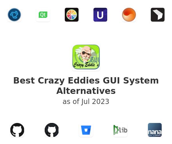 Best Crazy Eddies GUI System Alternatives