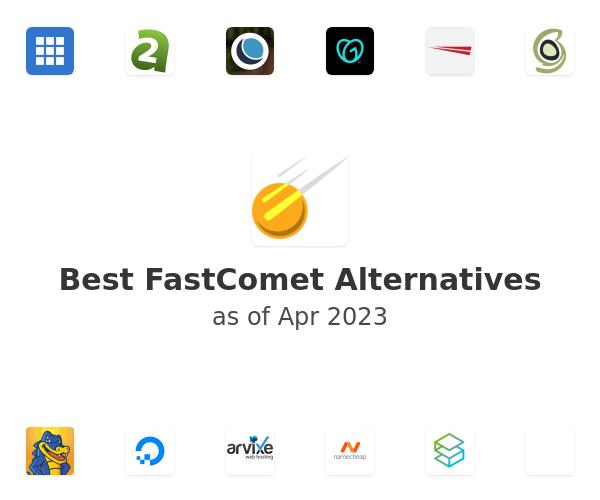 Best FastComet Alternatives
