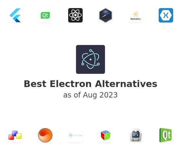 Best Electron Alternatives