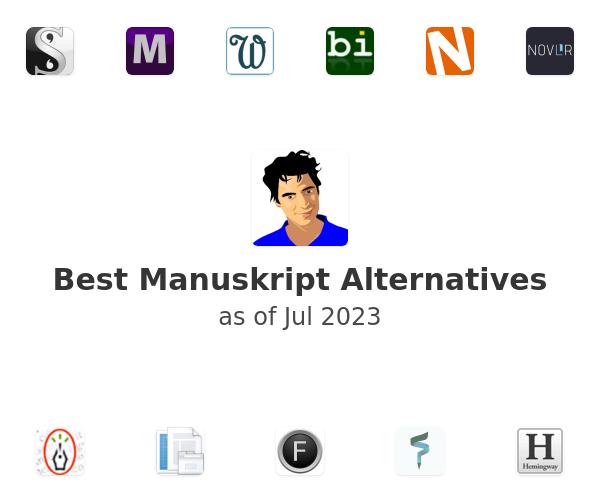 Best Manuskript Alternatives